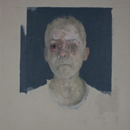 Nathan Ford Joachim 9.18, Oil on Canvas 28 x 20 cm.
