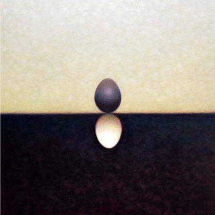 Atsuko Fujii Animus and Anima, Acrylic on canvas 30 x 25 cm.