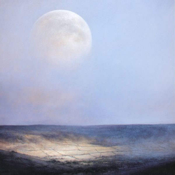 Andrew Crocker Time and Tide Oil on Board 60 x 42 cm.
