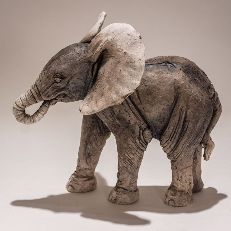 Nick Mackman E4-elephant-baby-sculpture