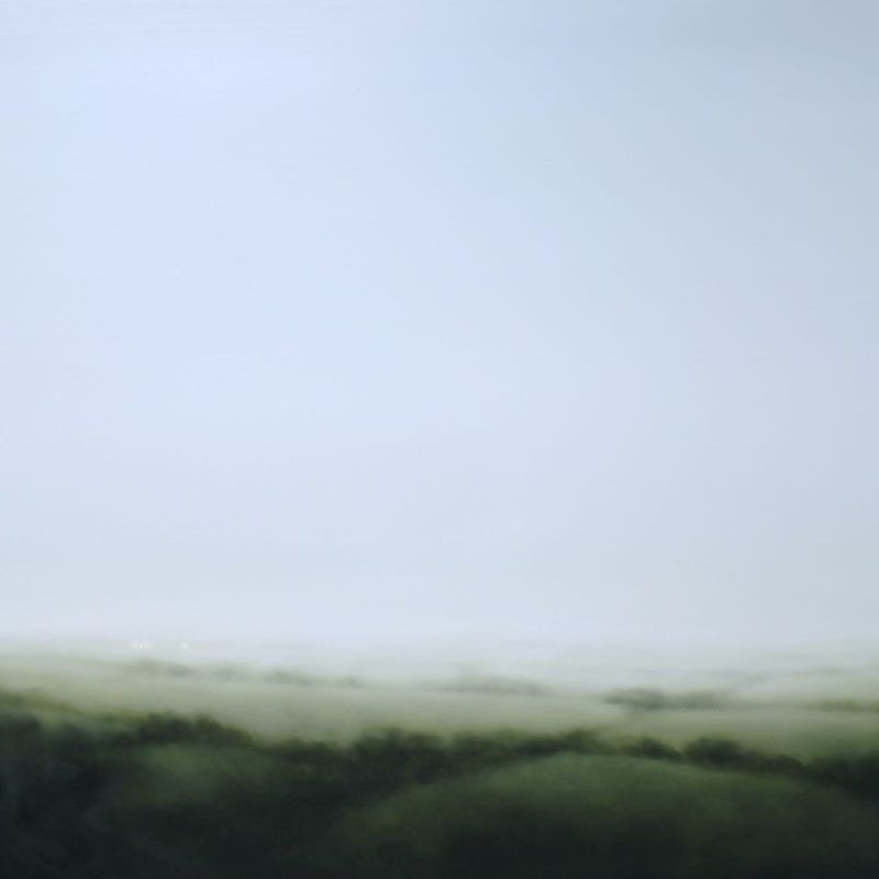 Gill Rocca Once upon a time I, Oil on canvas 130 x 165 cm.