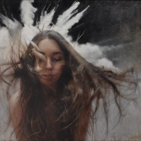 Helen Masacz Technical Ecstasy Oil on canvas 62 x 82 cm