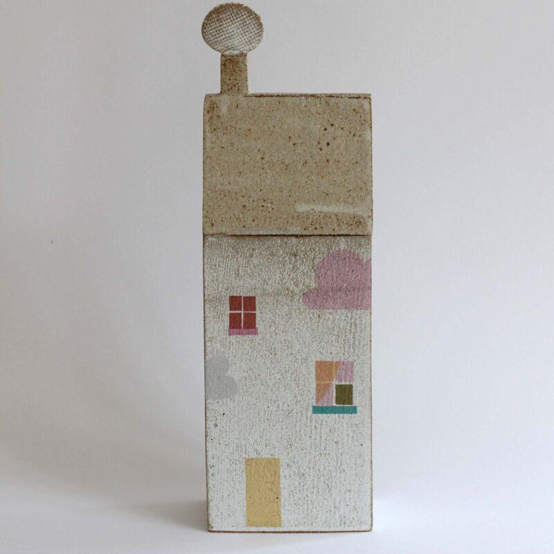 House 32 x 10 x 6cm, Stoneware