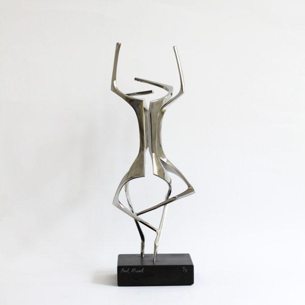 Allegro Ed. 7 of 7, Stainless Steel H34 cm. £12,000