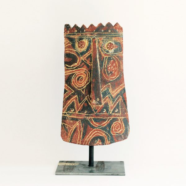M42. King I, Stoneware 14 x 12 cm. £650