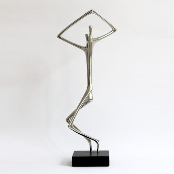 Pas de Deux Ed. 5 of 7, Stainless Steel H46 cm. £12,000