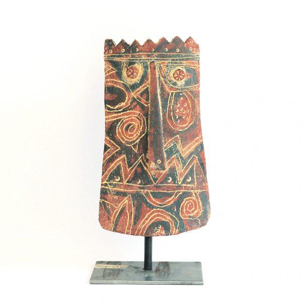 M42. King I, Stoneware h31 x 14 x 12 cm. £700