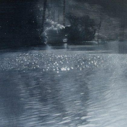 Light Breeze 2, Pastel on Paper on Board 77.5 x 99.5 cm. £1,800