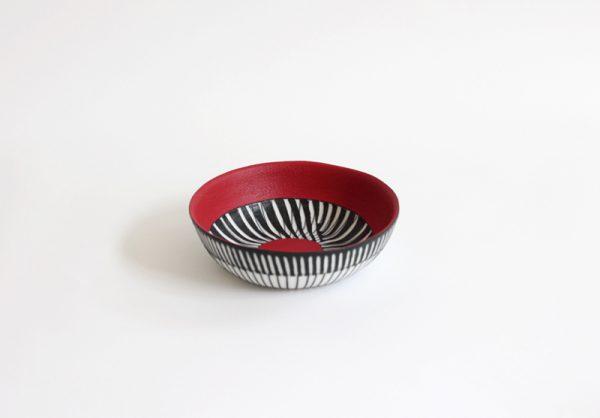 S25. Little Bowl. Parian Clay 3.5 x 13 cm. £120