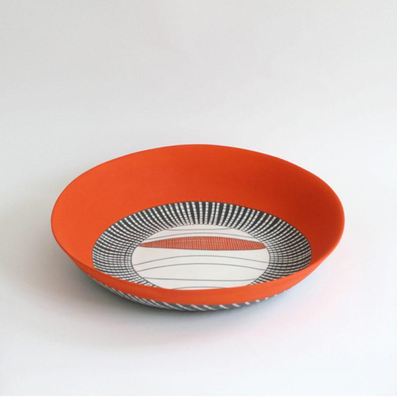 S41. Shallow Bowl 5 x 29 cm. £480