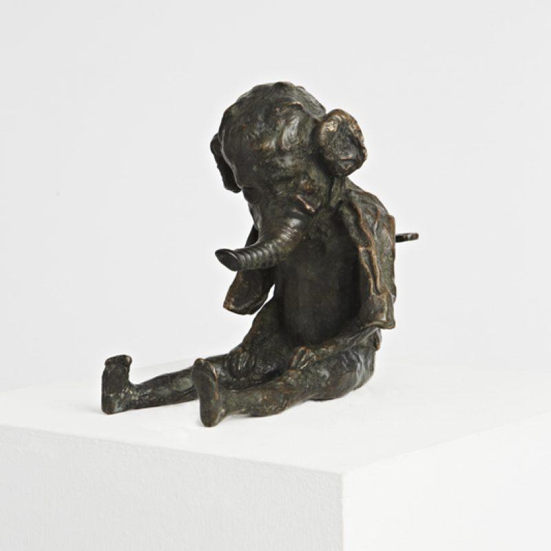 Clockwork Elephant, Bronze Ed. of 15 19 x 15 x 20 cm. £2,880