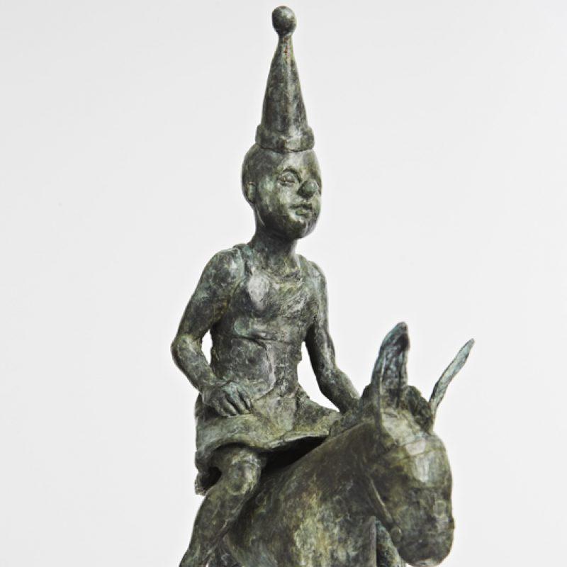 Blind Fools Game, Bronze Ed. of 15 21 x 14 x 5 cm. £1,920