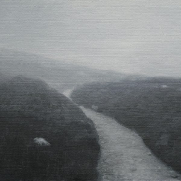 Mountain Path I, Oil on Paper £1,750