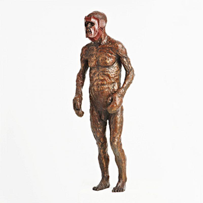 Boxer, Bronze Ed. of 15 96 x 30 x 26 cm. £6,240