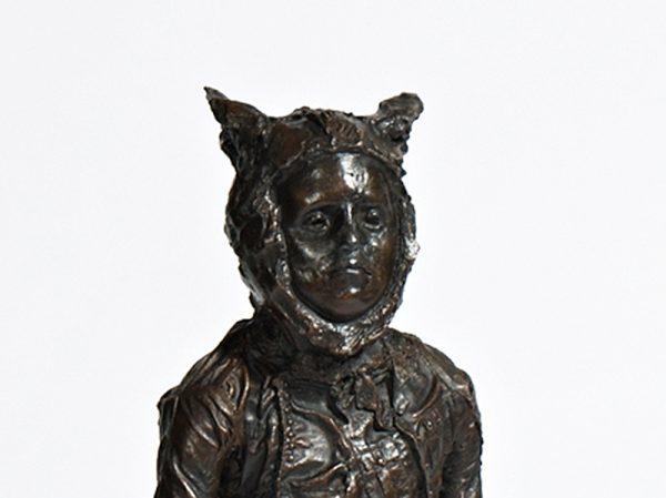Boy Brave, Bronze Ed. 4 of 15 40 x 14 x 10 cm. £3,800
