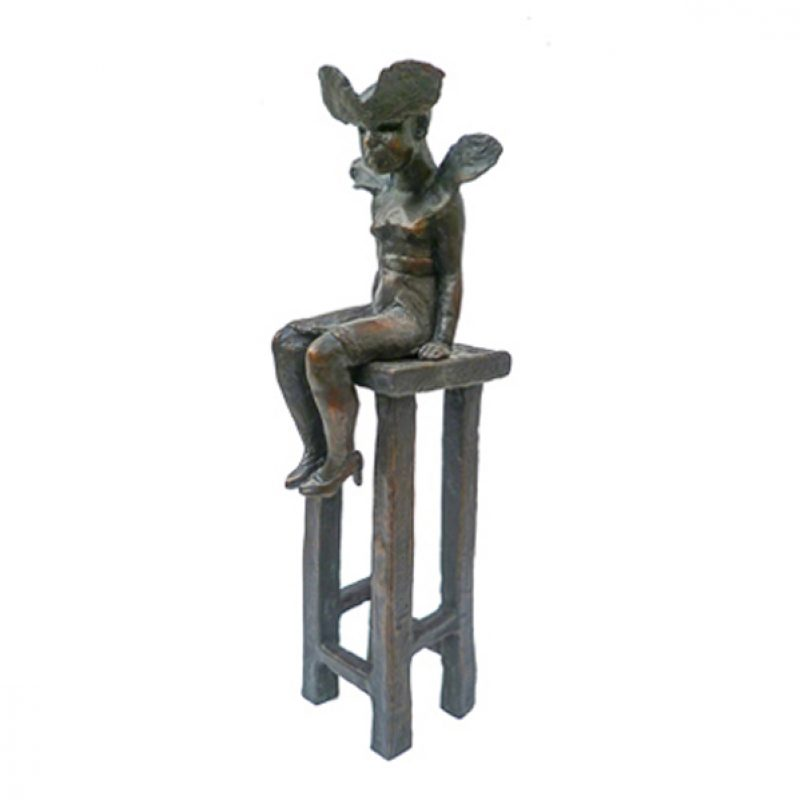 Fairy on a Stool, Bronze Ed. of 15 £2,160